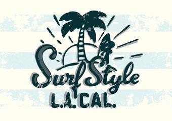 Vintage Surf Style