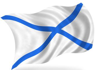 Symbolic marine flag