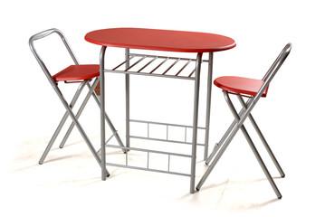 Mesa comedor portátil