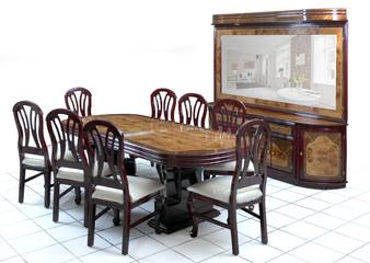 Mesa comedor provenzal