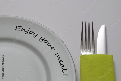 Der gedeckte Tisch - 27109255