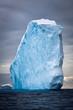 Leinwandbild Motiv Antarctic iceberg