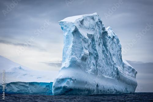 Antarctic iceberg - 27111053