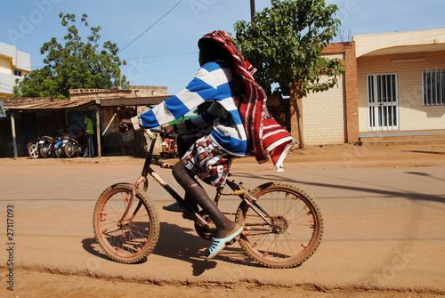Fotobehang Overige africano