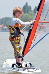 Windsurf Kid