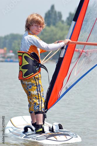 Windsurf Kid