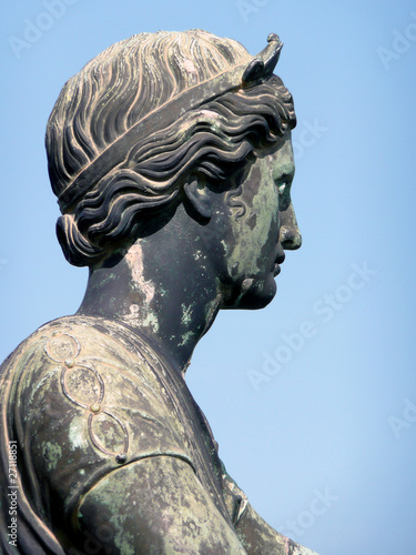 Diana / Artemis  (Temple of Apollo in Pompeii)