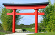 porche japonais