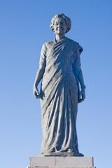 Indira gandhi statue, Shimla