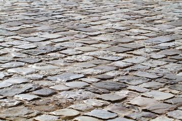 Pflastersteine Italien