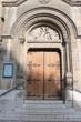 Paris12-Église-de-l'Immaculée-Conception:Porte