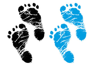 Babyfüße - Start ins Leben