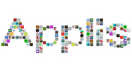 Applis - Application Icons Word in App Tiles