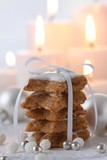 Zimtsterne - christmas cinnamon biscuits
