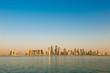 Doha skyline as of 29 Oct 2010