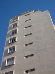 façade béton