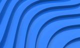 Modern Blue Waves Background
