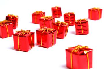 Weihnachten ist Geschenke - Zeit ( Deko )