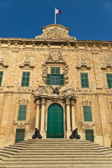 Old building in Valetta