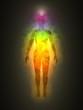 Human energy body, aura, chakra, energy