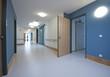Flur Pflegestation © Matthias Buehner