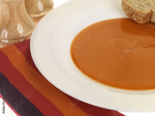 Poster Cream of Tomato Soup