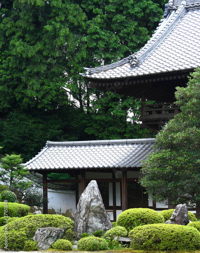 Papiers peints Jardin Jardin japonais à Nanzen-ji temple (Kyoto)