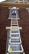 Steep Ladder Work