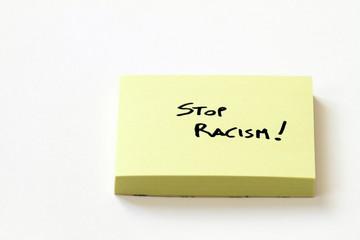 Stop Racism!
