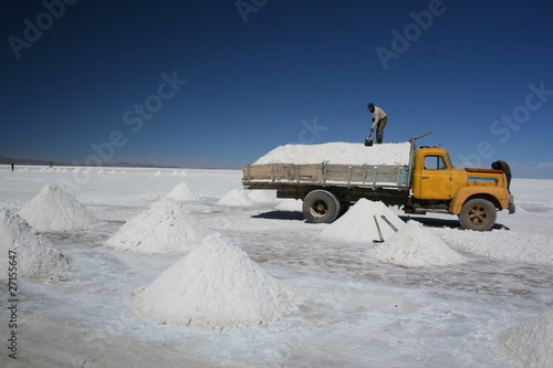 Salt mines - 27155647