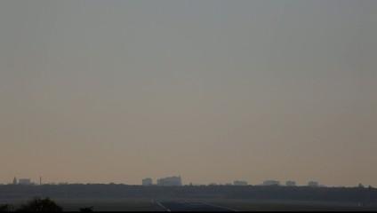 Die Landebahn/Startbahn