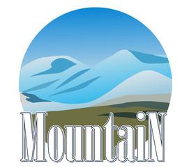 Mountine icon