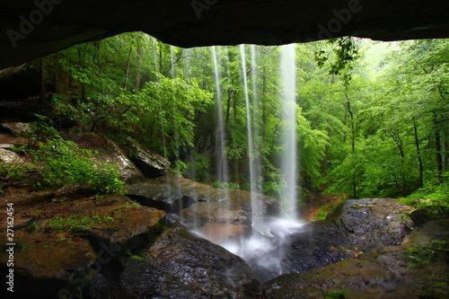 Waterfall in northern Alabama - 27162454