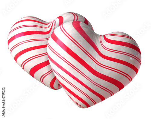 heart candys