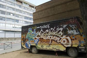 graffiti 1A