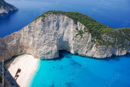 Blue Bay, Navaggio on Zakynthos