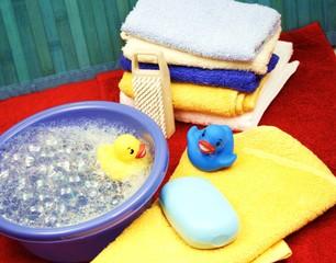 Kinderbad