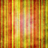 shabby colored striped background poster
