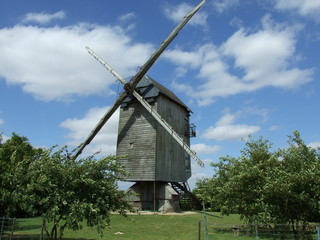 Moulin de Moutiers en Beauce
