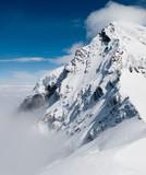 Viewpoint on Jungfraujoch poster