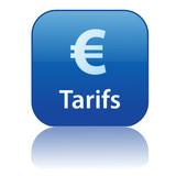 Bouton TARIFS (prix commerce coût offres tickets réservation) poster