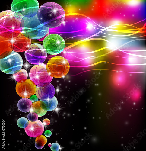 Abstract Vector background © blina