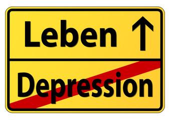 Leben nach der Depression