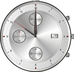 9 Sekunden vor 12 Uhr 0 Uhr 24 Uhr Geisterstunde