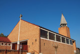 Cavagnolo parish church poster
