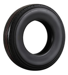Tire. Isolated