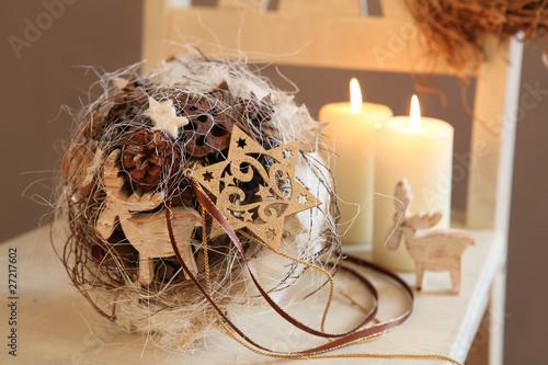 weihnachten dekoration stockfotos und lizenzfreie bilder. Black Bedroom Furniture Sets. Home Design Ideas