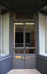Shop front Doorway