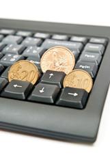 Coins for enternet