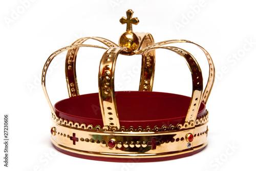 canvas print picture Crown